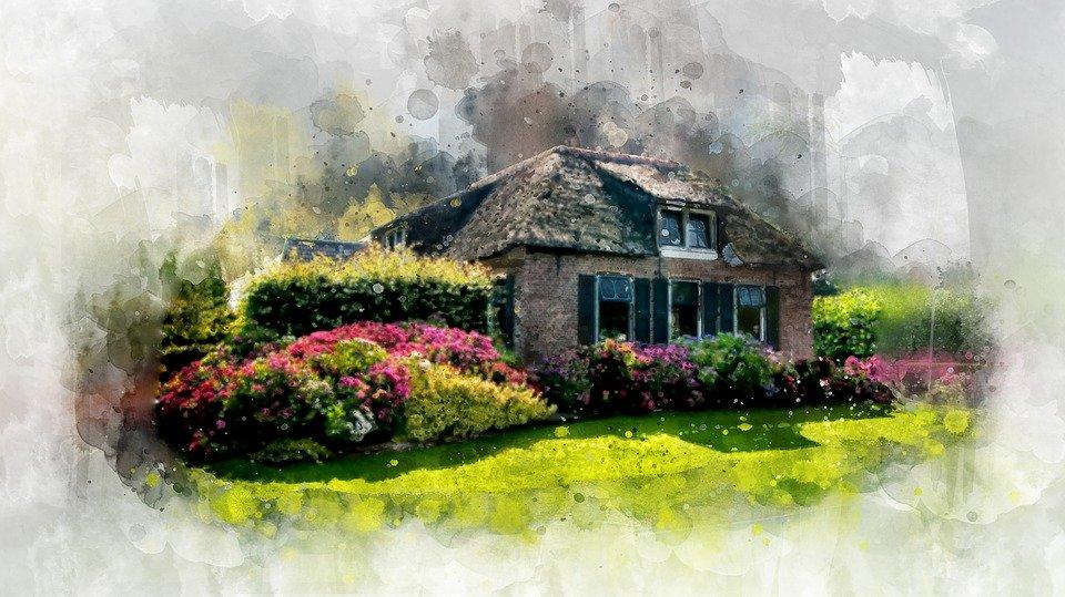 Vysněný domov se zahradou