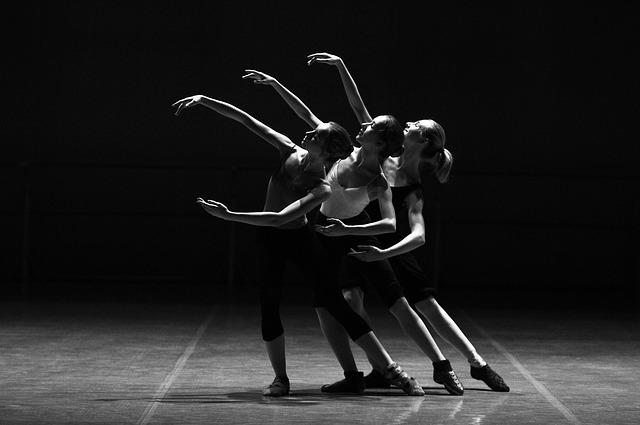 tři baletky