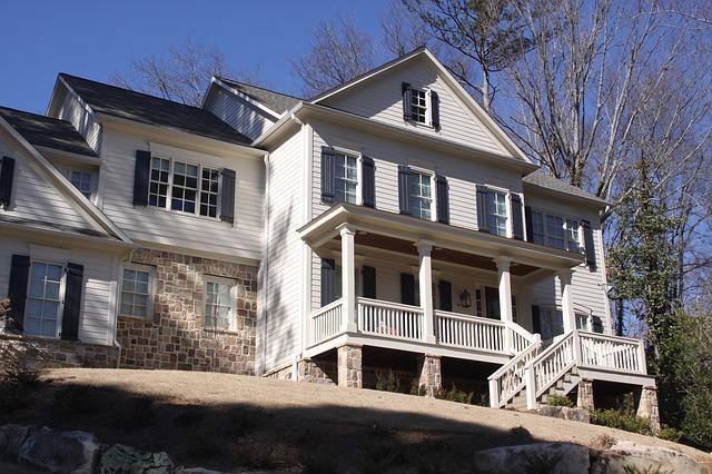 vícegenerační dům amerického stylu