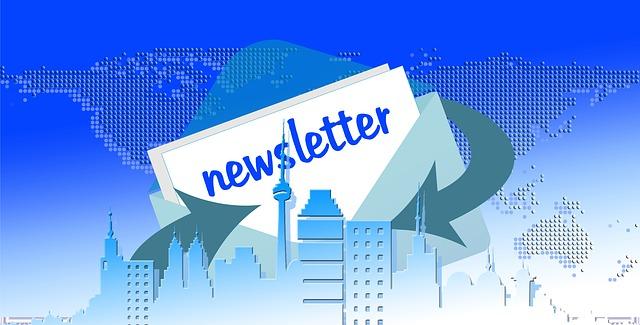newsletter z celého světa