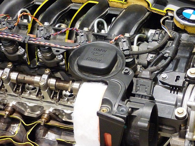 válce motoru