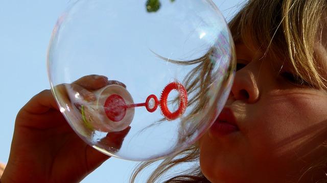 bublina z bublifuku