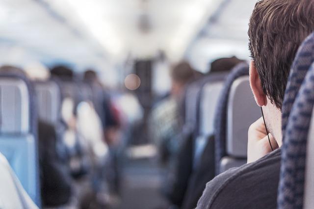 osobní letadlo