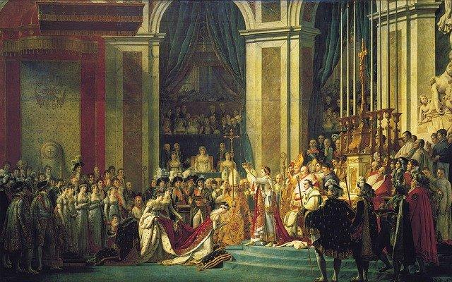 korunovace krále