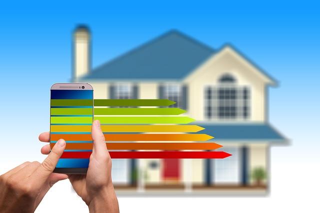 měření energetické náročnosti objektu