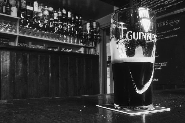pivo Guinness